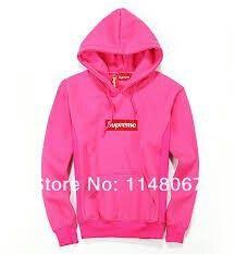 Hot pink supreme hoodie mens | random | Pinterest | Supreme hoodie ...