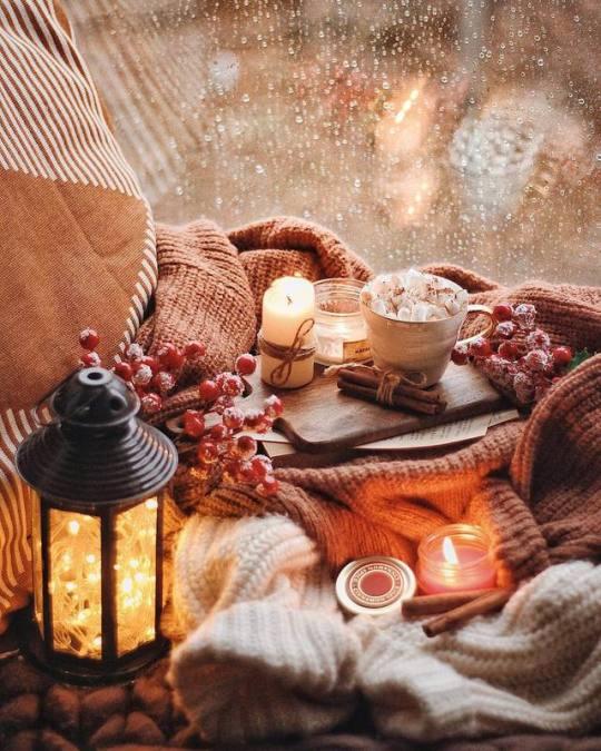 Autumn Cozy Autumn cozy, Rain and coffee, Days till