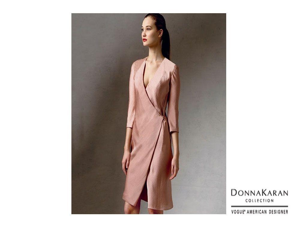 Schnittmuster Vogue 1384 Miss Dress - Vogue Schnittmuster Kleider ...