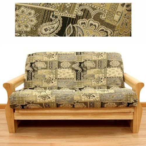 Casablanca Futon Cover Loveseat 619 By Slipcovershop 85 00 In