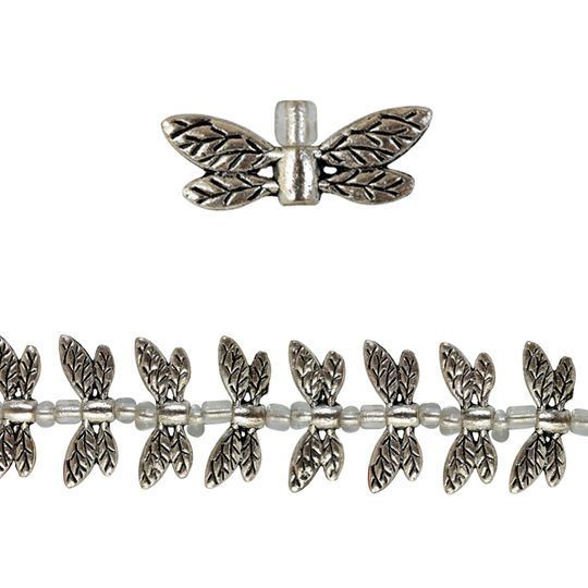 Bead Gallery Silver Plated Wings