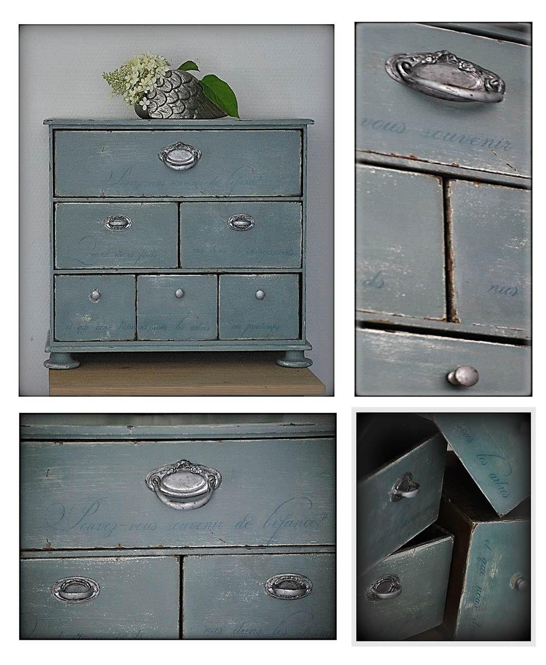 Ikea Hack Moppe Minikommode Annie Sloan Chalk Paint Craft Room