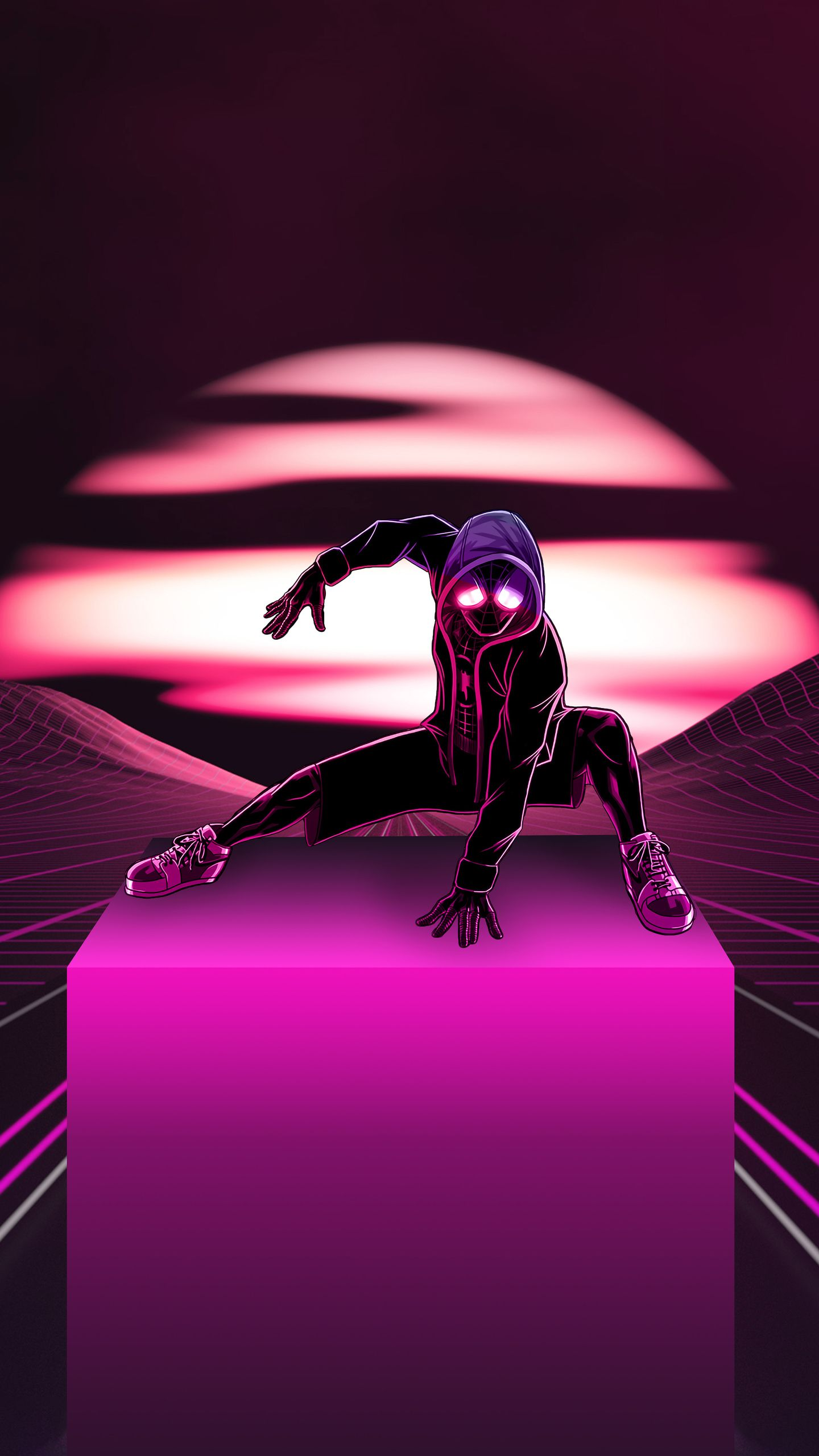 WHICH SPIDERMAN INTO THE SPIDERVERSE CHARACTER ARE YOU