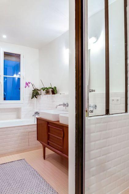 Déco salle de bain : photos de salles de bains qui optimisent l ...