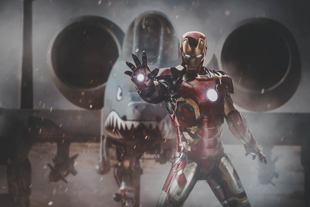A Real Pickup For You Iron Man Avengers Marvel Movies Superhero Movies