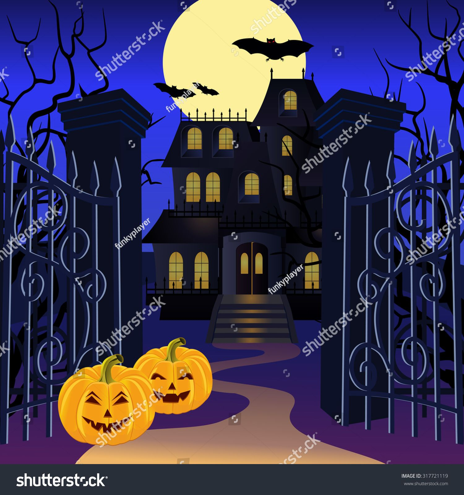 Pin by Jennifer Anderson on Spooky Halloween backgrounds