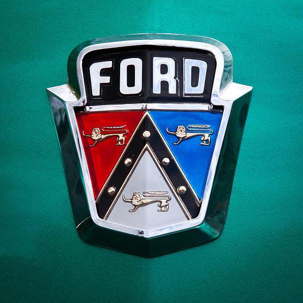 1954 Ford Crestliner Car Logos Pinterest Ford Cars And Car Logos