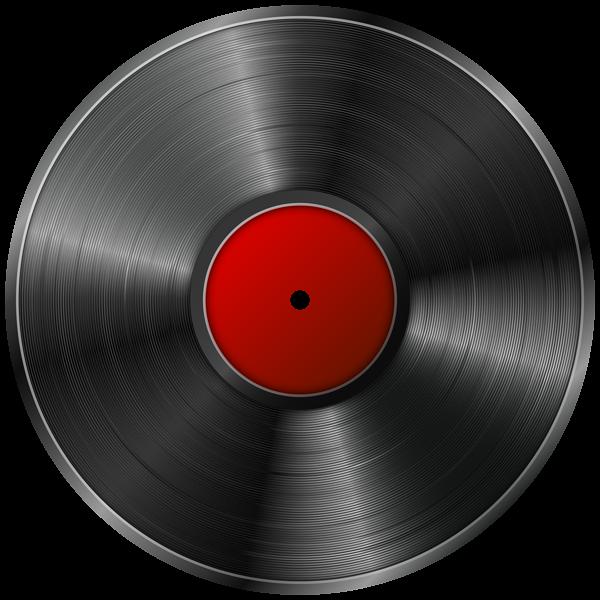 Gramophone Vinyl Lp Record Png Transparent Clip Art Image Youtube Channel Art Clip Art Art Music