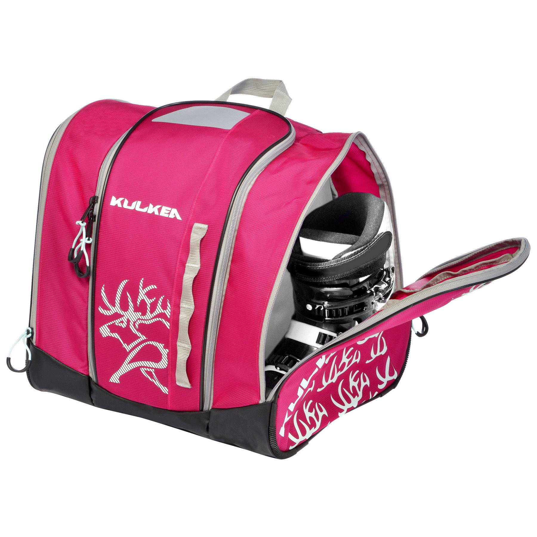 Kulkea Sd Star 32l Kids Ski Boot Bag Designed For S Is The Children Love To Carry 2 Side Located Pockets