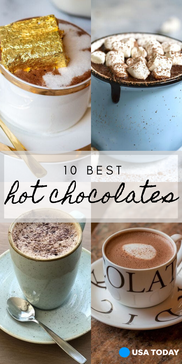 Where To Get The Best Hot Chocolates In The United States Chocolate Chocolate Day Hot Chocolate