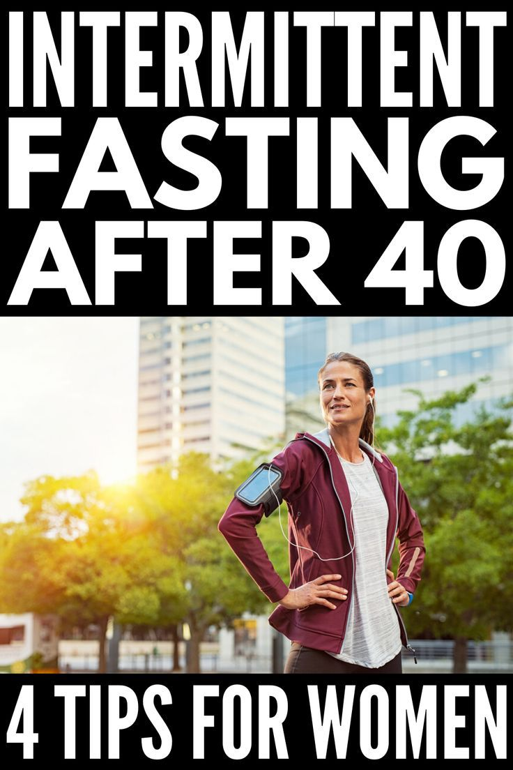 Photo of Losing Weight Over 40: 4 Intermittent Fasting Tips for Women