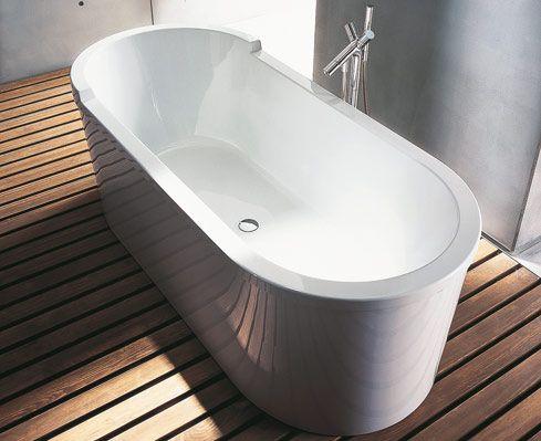 Accessori Bagno Philippe Starck.Vasche Freestanding Vasche Starck Duravit Arredo Bagno Moderno Design Del Bagno Bagni Moderni