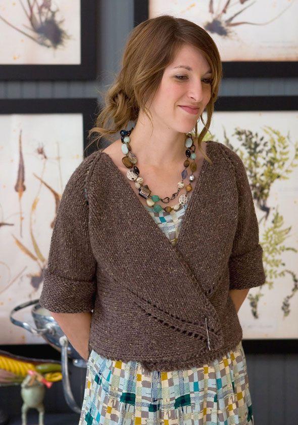 Free Pattern Thursday – Moshup in Berroco Blackstone Tweed Chunky ...
