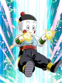 Trickster Chiaotzu Dragon Ball Z Dragon Z Dragon Ball Tattoo