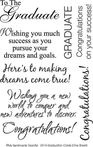 my sentiments exactly rub ons graduation cards supplier congratulations graduation quotes graduation card
