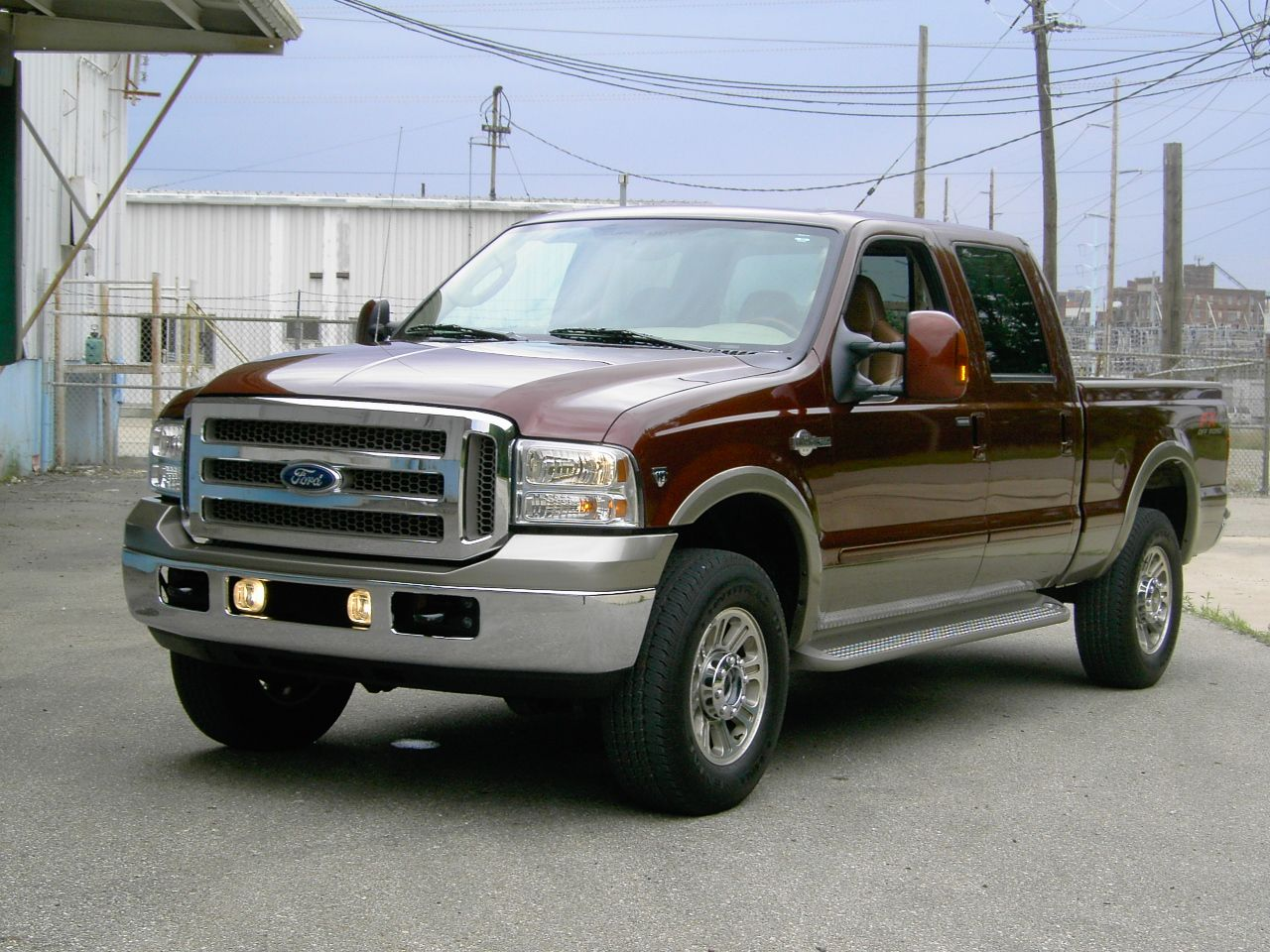 2005 Ford F 250 Super Duty King Ranch Supercrew 4x4 Truckmania 2004 Supercab