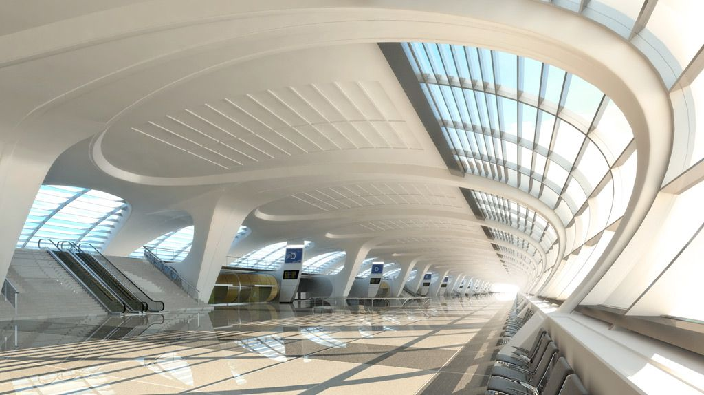 Airport Design Airline Stuff Pinterest Architecture