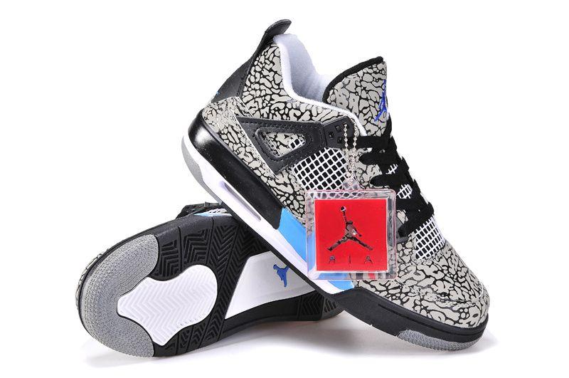 1000+ images about Replica Air Jordan leopard print 4 Shoes Fake Women Kids Air Jordan