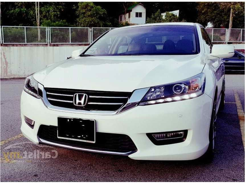 2013 White Honda Accord Honda accord, Honda, Bmw