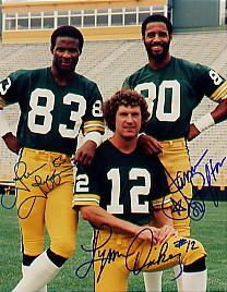 Green Bay Packers Multi Signed 8x10 Photos Claremont Shows Green Bay Packers Vintage Green Bay Packers Green Bay Packers Fans