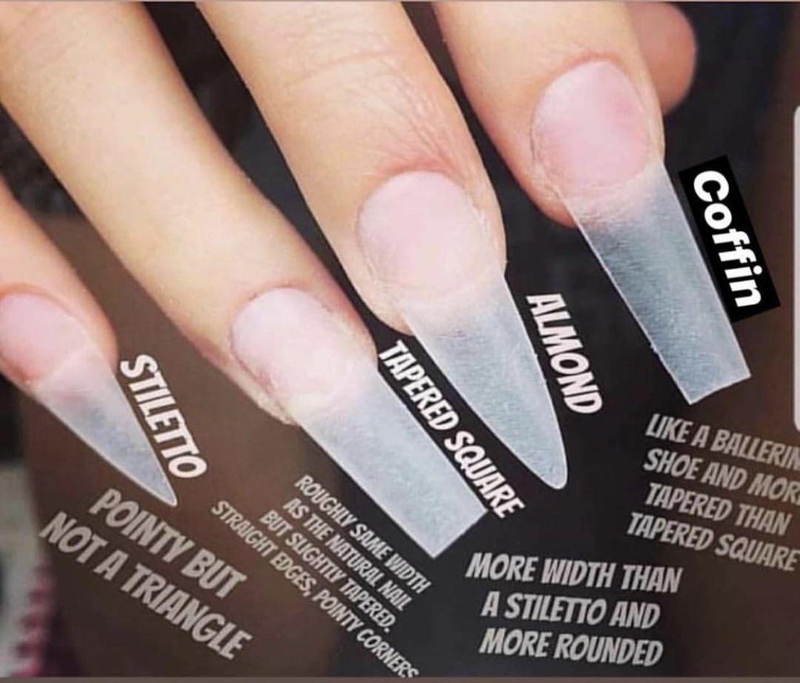 Pin By J A D E N N E D A J On Nail Craze Square Acrylic Nails Acrylic Nail Shapes Long Acrylic Nails