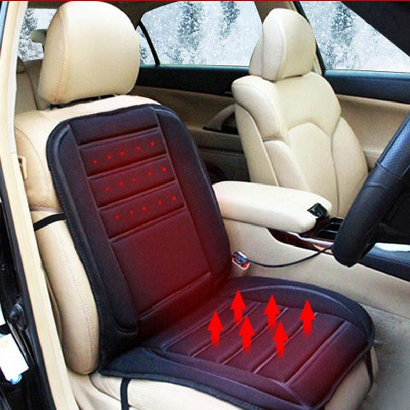 12V Winter Heated Car Seat Warmer (With images) Car