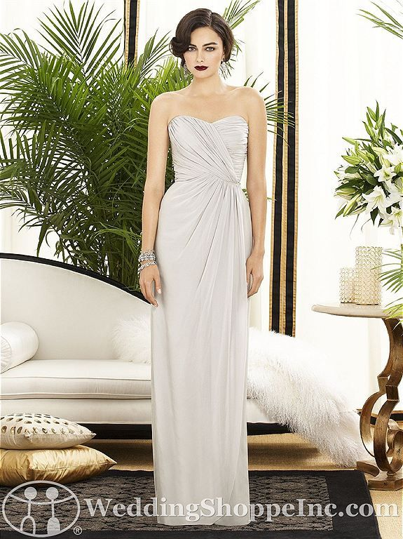 My Wedding Chat Blog Archive Vintage Hollywood Glam Bridesmaid Dresses Make Perfect Bridal Party