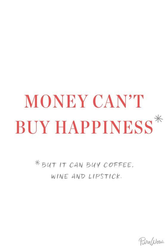 Or just lipstick... | Funny beauty quotes, Beauty quotes ...