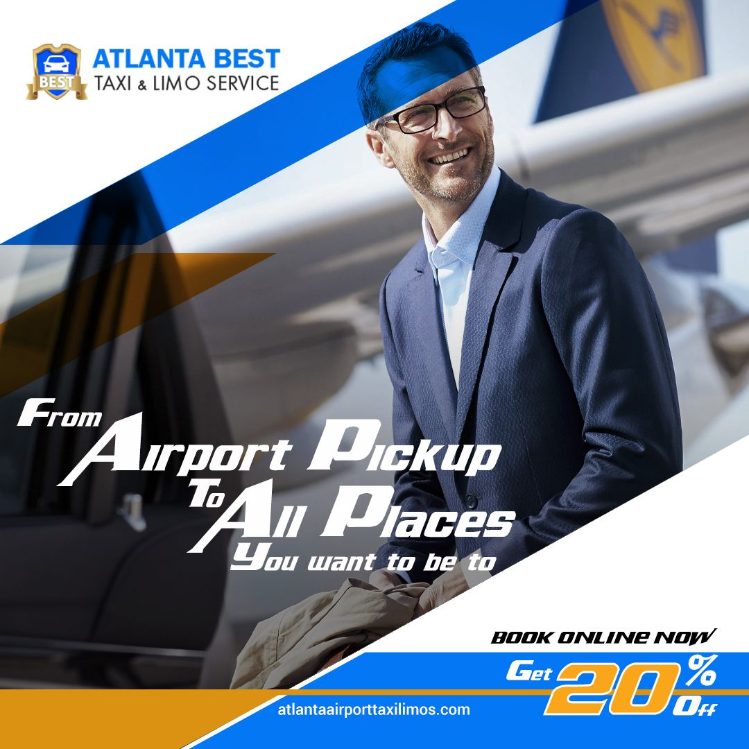 Atlanta Airport Taxi Service provided by Atlanta Best Taxi