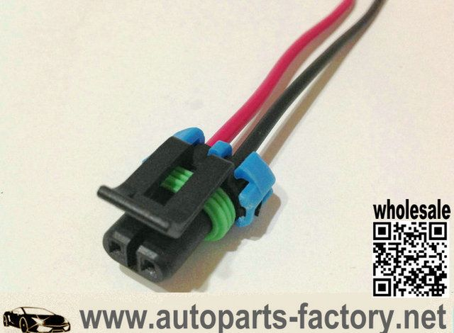 gm ls3 / ls7 maf to l76 harness adapter delphi / packard - 5 way gt 150