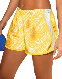 """Champion Double Dry® Relaxed-Fit 3.5"""" Women's Sport Shorts — Fashion Prints"""