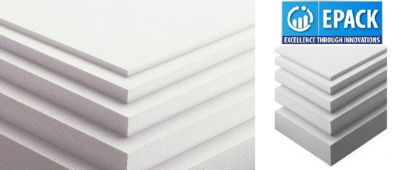 Epack India Provides A Complete Choice Of Products Which Include Thermocol Sheets Eps Thermocol Sheet Insulation Sheets High Quality Sheets Floor Insulation