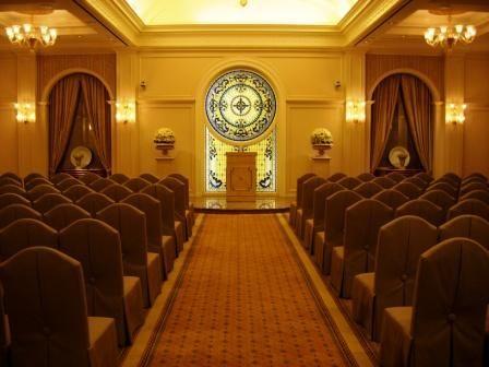 The Classico Wedding Chapel At Caesars Palace