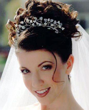Como hacer peinados de novia