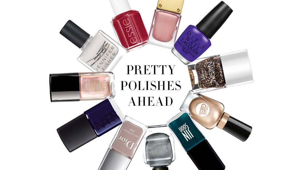 The 10 Best Nail Colors To Try This Fall | Nail polish colors, Color ...