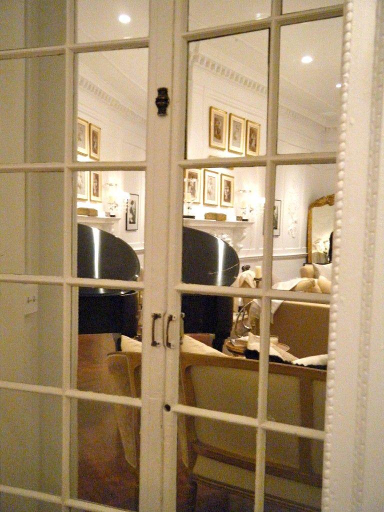 Mirrored French Closet Doors | Mirrored French Doors