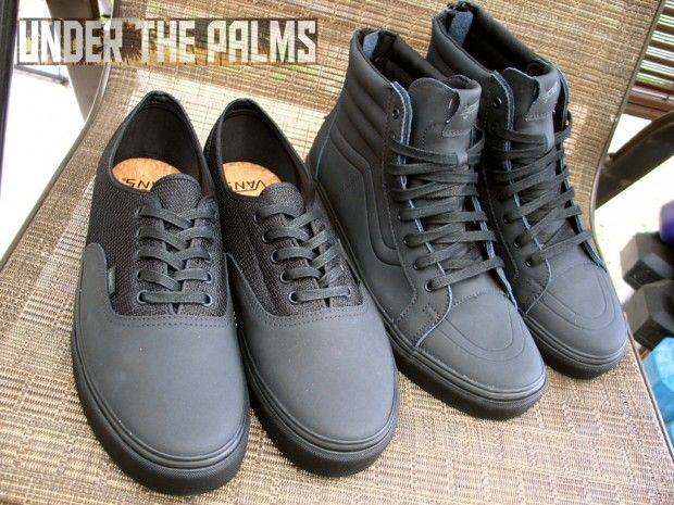 vans waterproof