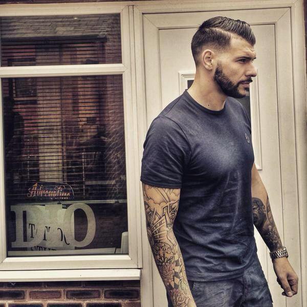 Jay Hutton Tattoo Fixers: Jay Hutton