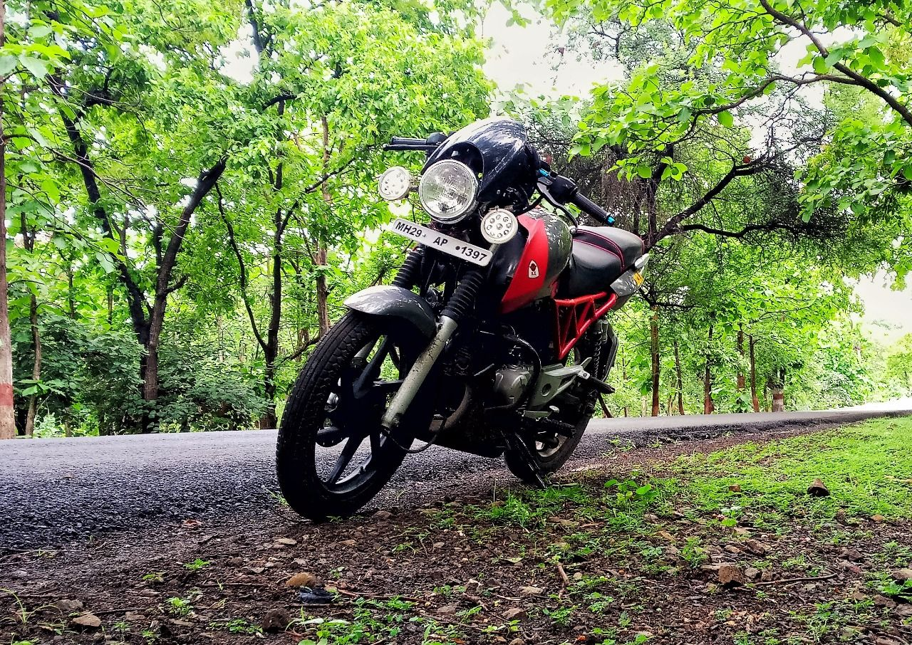 bajaj pulsar 150 b3 1 by beast motors