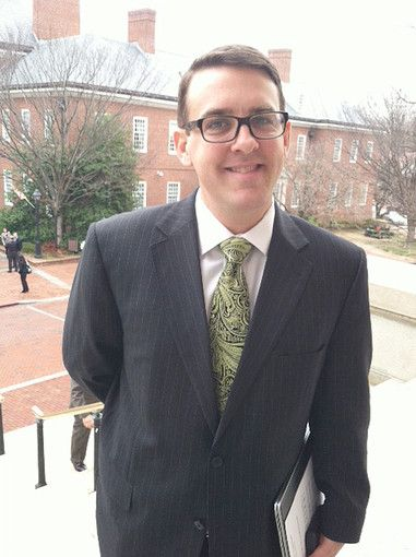 5 people to watch in Annapolis: Justin Ross