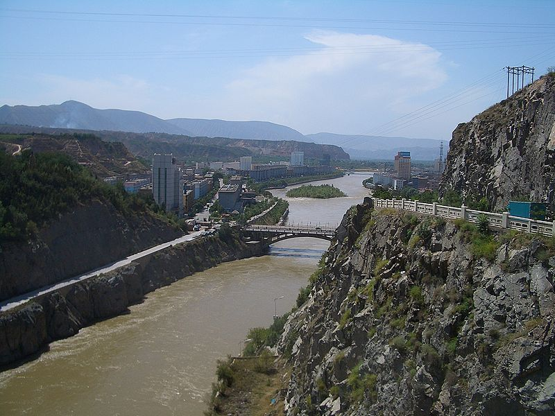 Huang He Miles The Huang He Or Yellow River Is On Th - 7 longest rivers in the world