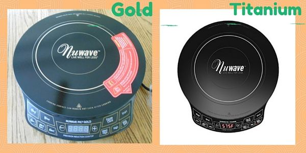 As Seen On Tv Nuwave Precision Portable Induction Cooktop Induction Cooktop Induction Cookware Fun Cooking