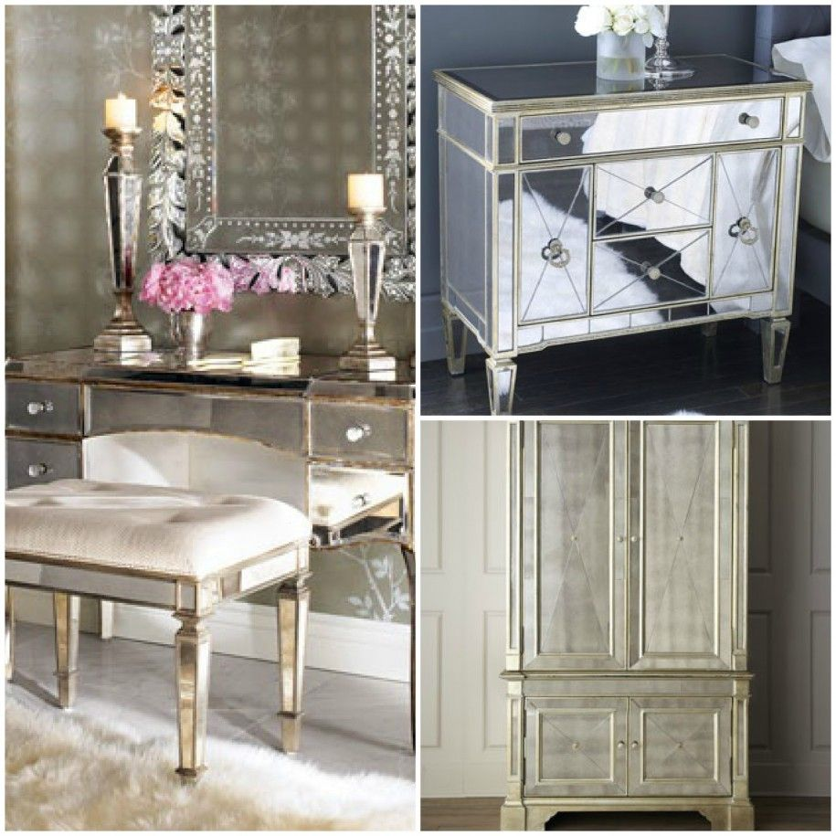Mirrored Bedroom Furniture Pros And Cons Of A Mirrored Bedroom Set Mirrored Bedroom Set