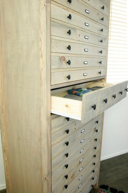 tall printer s cabinet furniture plans easy diy projects and ana rh in pinterest com