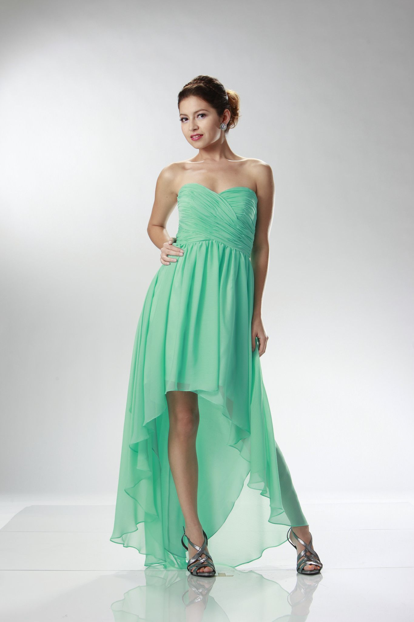 Sexy High Low Bridesmaid Dress Sale | Bridesmaid dresses ...
