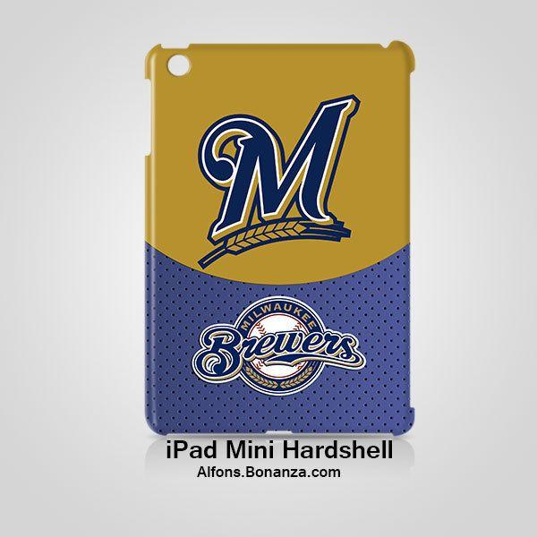 Milwaukee Brewers iPad MINI Case Cover Hardshell