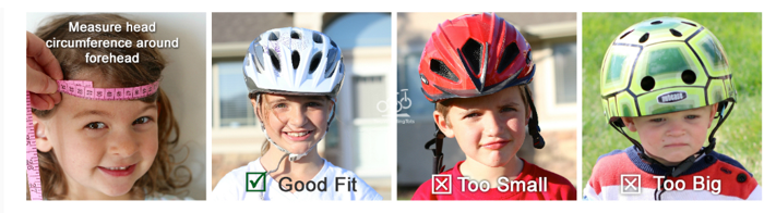 How To Size Toddlers Bike Helmets In 2020 Toddler Bike Toddler