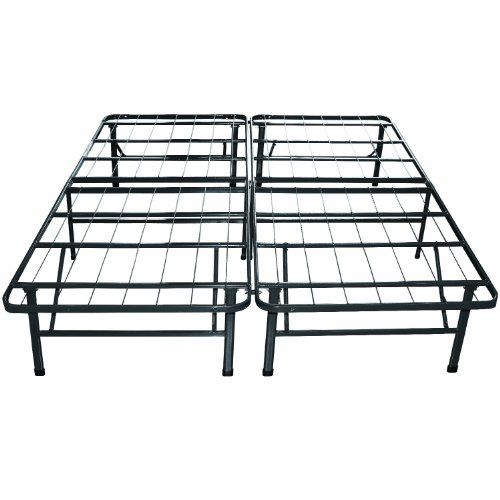 Best Price Mattress New Innovated Box Spring Metal Bed Frame with