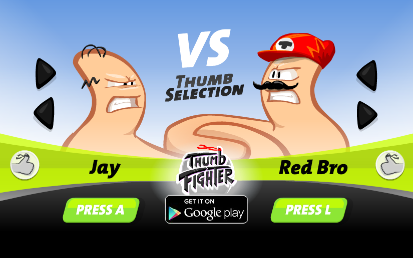 If you are bored at your school, THUMB FIGHTER unblocked