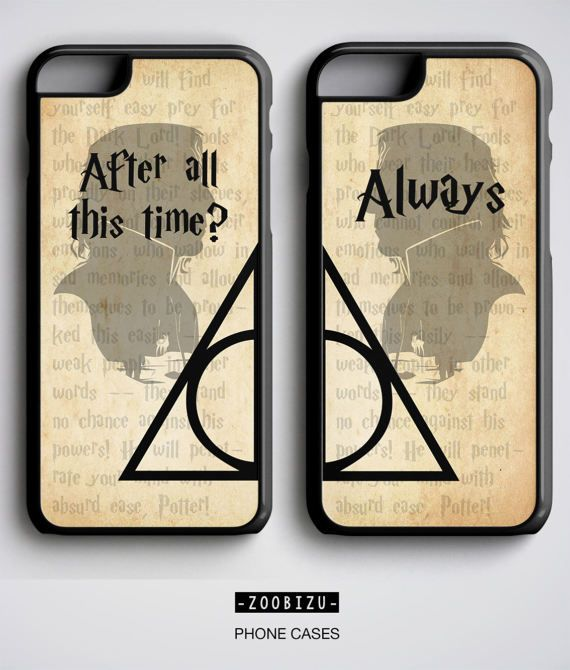 4baca410a95 After all this time always phone case Harry Potter by zoobizu ...